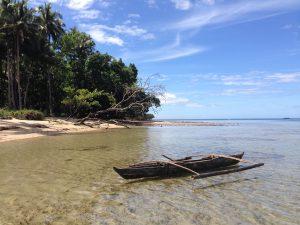 Das Kaibigan Soul Camp am Traum-Strand an Palawans Westküste. © Elizabeth Cardozo.
