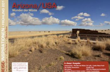 Reisemagazin Arizona