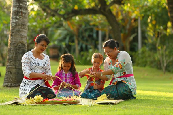 Kinderclub Ayodya Resort Bali