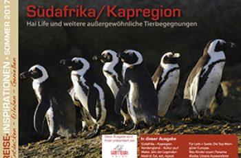 Reisemagazin Südafrika/Kapregion