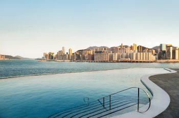 Kerry Hotel Hong Kong Außenpool