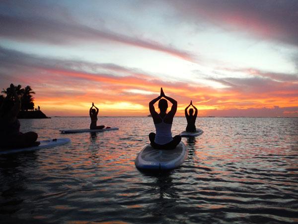 Yoga-Kreuzfahrten mit SeaTrek Sailing Adventures