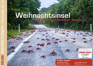 Reise-Inspirationen Frühlingsausgabe 2018 Weihnachtsindel