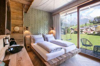 Zimmer des Hotel Sepp - Copyright: Hotel Sepp, Maria Alm.