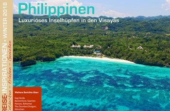Reise-Inspirationen Winterausgabe 2018 - Philippinen