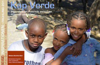 Reise-Inspirationen Frühlingsausgabe 2019 - Kap Verde