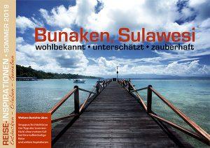 Reise-Inspirationen Sommerausgabe 2019 - Bunaken, Sulawesi
