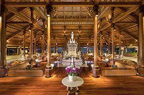 Ayodya Resort Bali Lobby