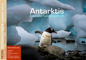 Reise-Inspirationen Herbstausgabe 2019 - Antarktis