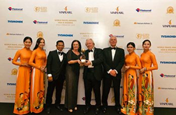 Preisverleihung World Travel Awards