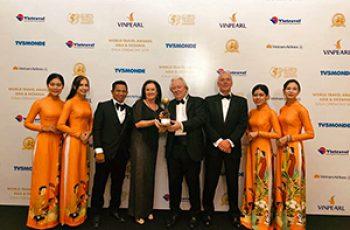 Preisverleihung World Travel Awards