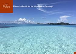 Palau - Reisemagazin Frühling 2020