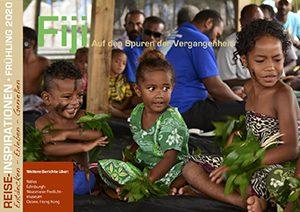 Reise-Inspirationen Frühlingsausgabe 2020 - Fidschi