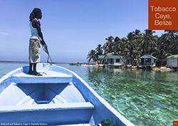 Tobacco Caye, Belize - Reisemagazin Sommer 2020